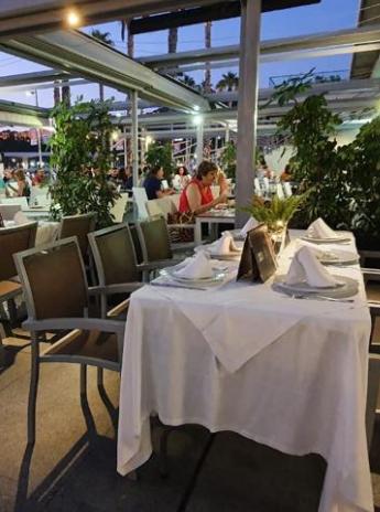 lounge restaurante